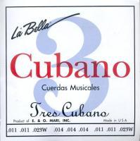 CUERDAS TRES CUBANO LA BELLA CT-750